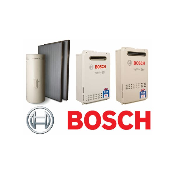 bosch hot water system perth