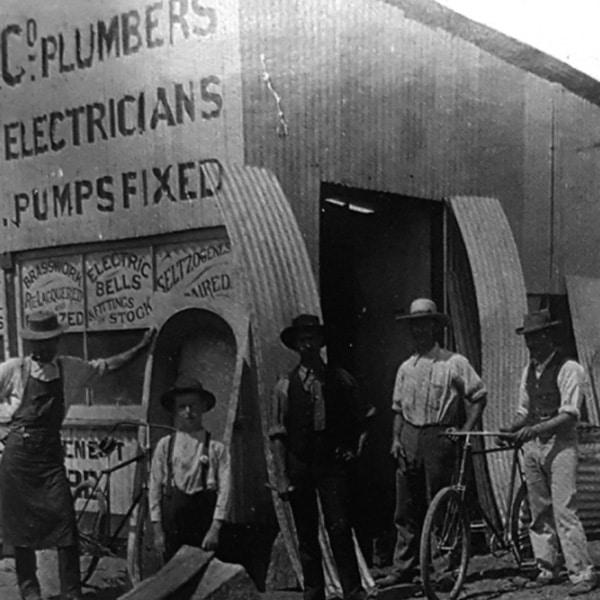 ga perry perth plumbing electrical